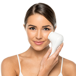 Clarisonic-cleansing