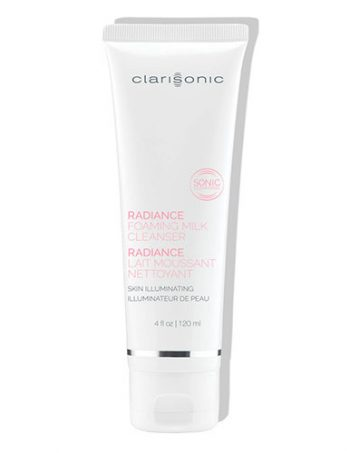 Молочко для умывания Clarisonic Radiance Foaming Milk Cleanser
